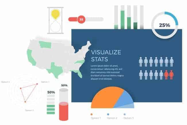 home tab graphs maps