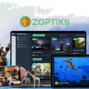 Zoptiks For Classrooms, Lifetime Membership